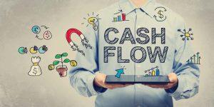 オンラインカジノのキャッシュフロー